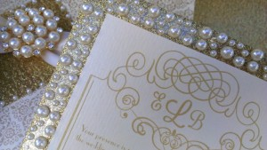 New Gatsby Inspired Invitations by Music Box Invites