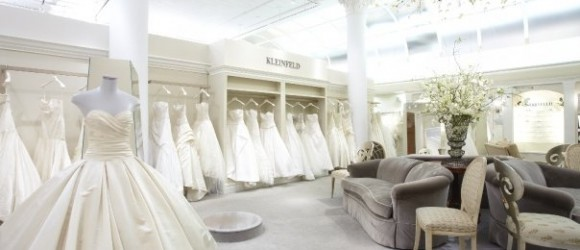 Photo by Kleinfeld Bridal