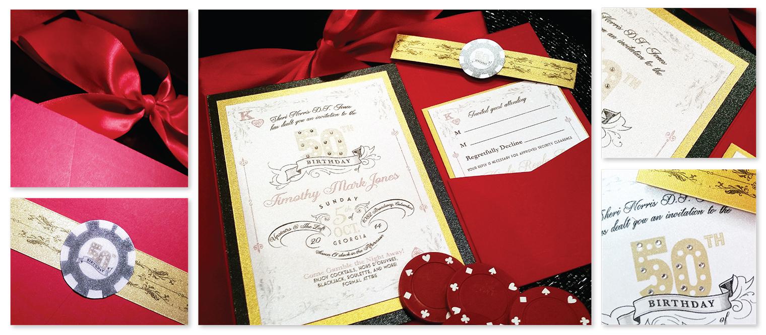 Custom Musical Wedding InvitationsMusic Box Invites